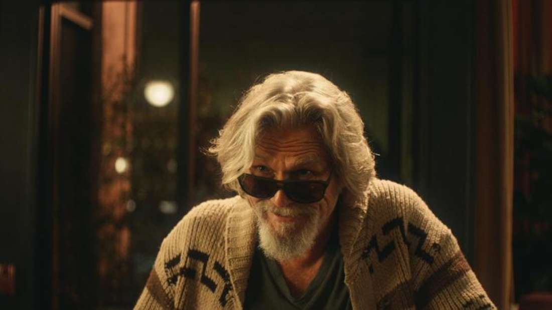 Jeff Bridges hat als «The Dude» Lust auf ein Bier. Foto: Stella Artois/AP