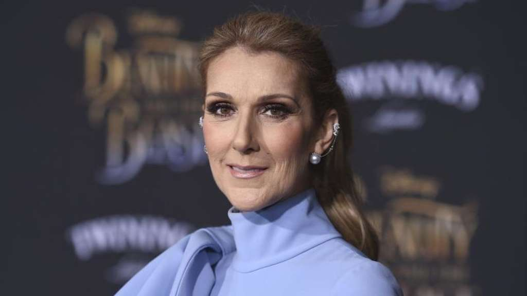 "Celine Dion bei der Weltpremiere des Films ""Beauty and the Beast"". Foto: Jordan Strauss"