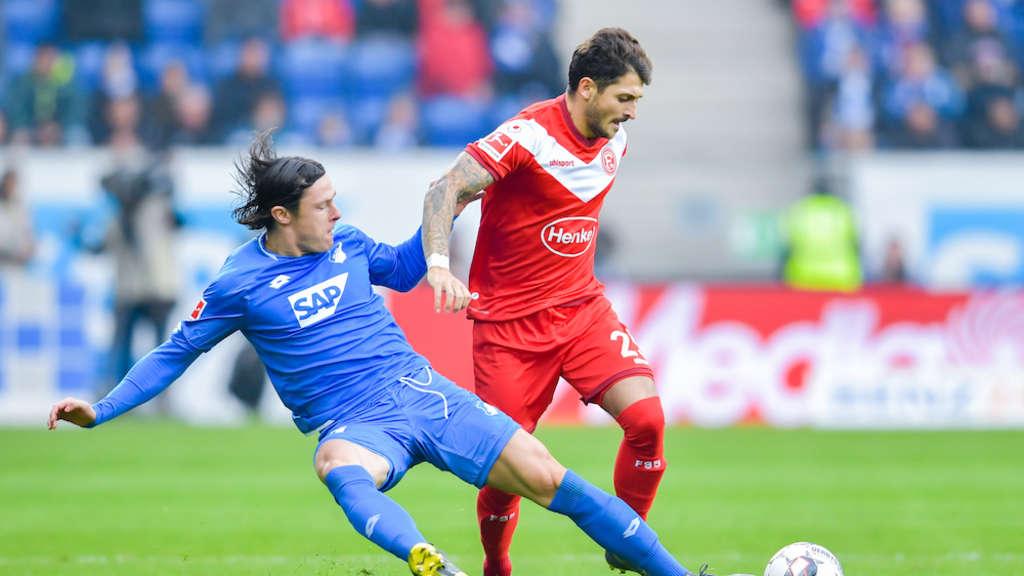 Tsg Hoffenheim Gegen Fortuna Düsseldorf Heute Live Im Tv Live