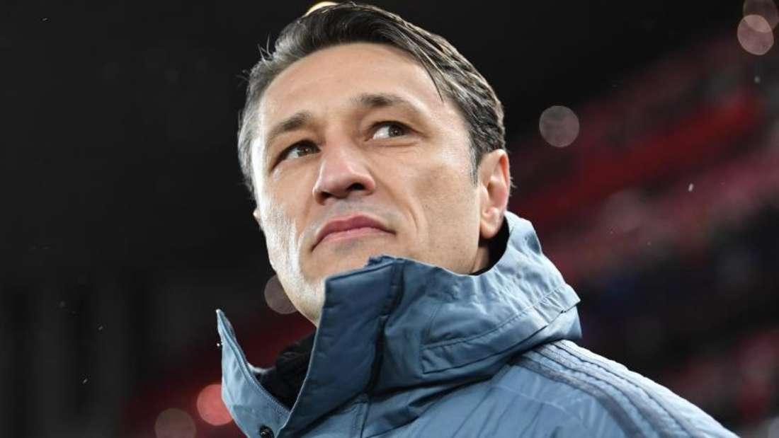 Bayern-Trainer Niko Kovac will in Mönchengladbach unbedingt drei Punkte holen. Foto: Sven Hoppe
