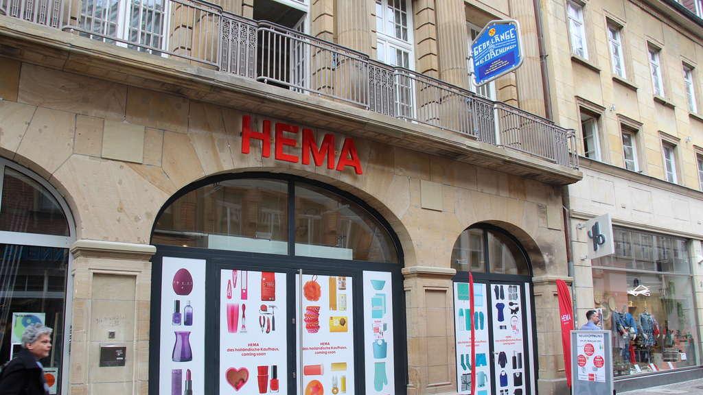Heidelberg-Altstadt: Hema eröffnet in der Hauptstrasse mit ...