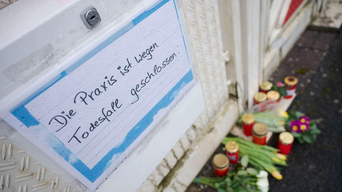Ein Gärtner auf Rachefeldzug tötet mit einer Sprengfalle einen Arzt bei Kaiserslautern.