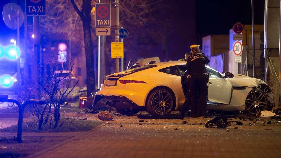 Tödlicher Horror-Unfall in der Stuttgarter Innenstadt