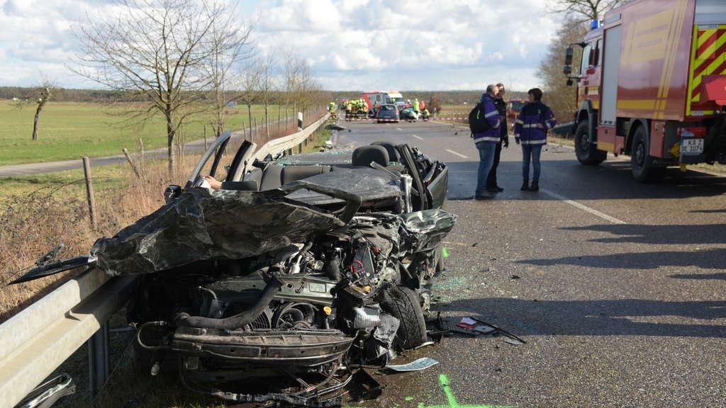 Unfall B36 Heute Rheinstetten