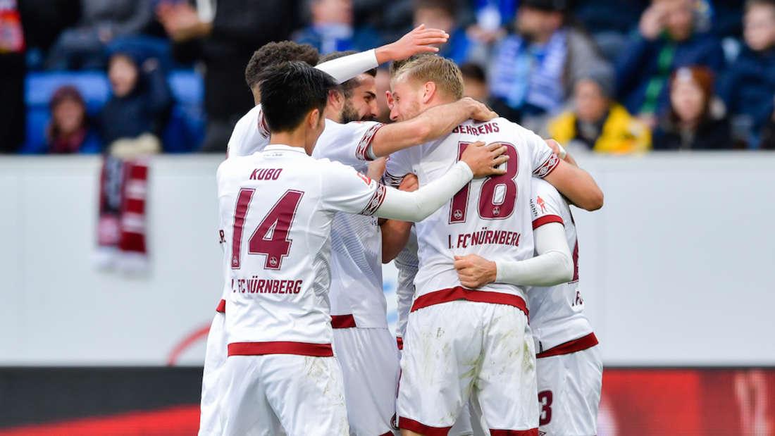 1899 Hoffenheim - 1. FC N¸rnberg
