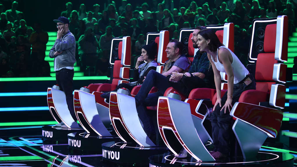 The Voice Kids 2019 Jury
