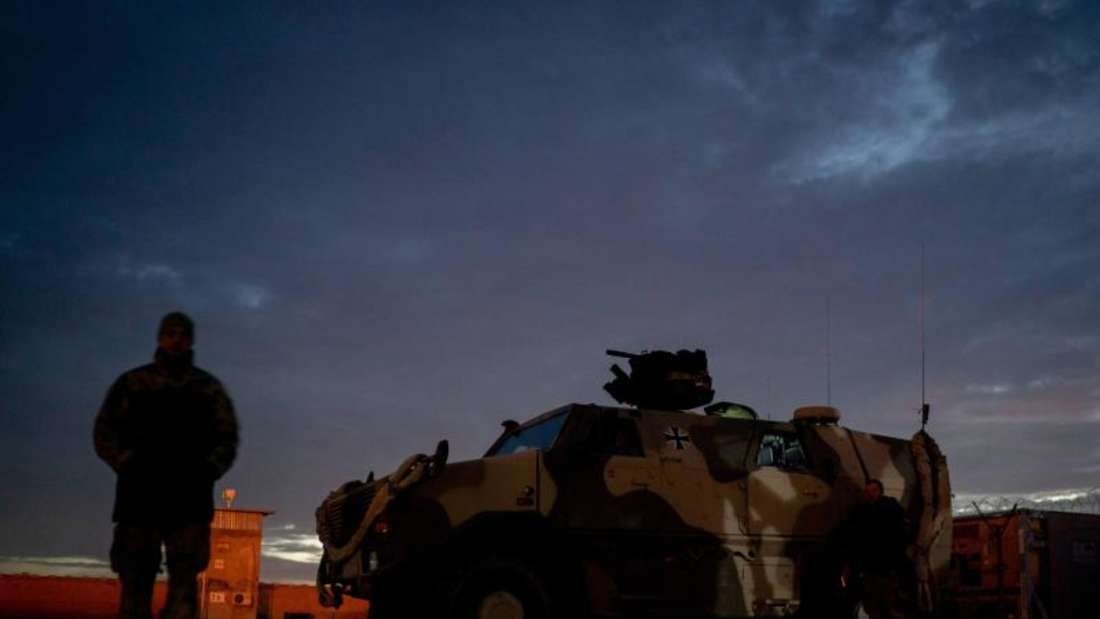 Seit Anfang 2002 sind deutsche Soldaten in Afghanistan. Foto: Kay Nietfeld