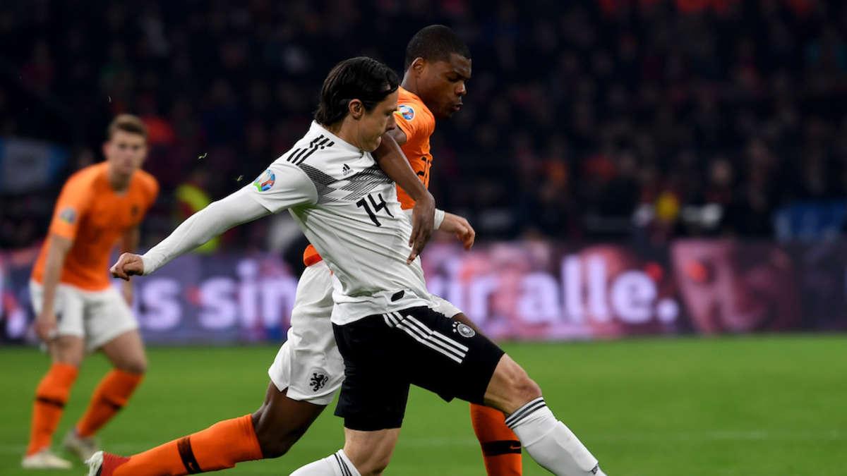 Em Qualifikation Deutschland Niederlande