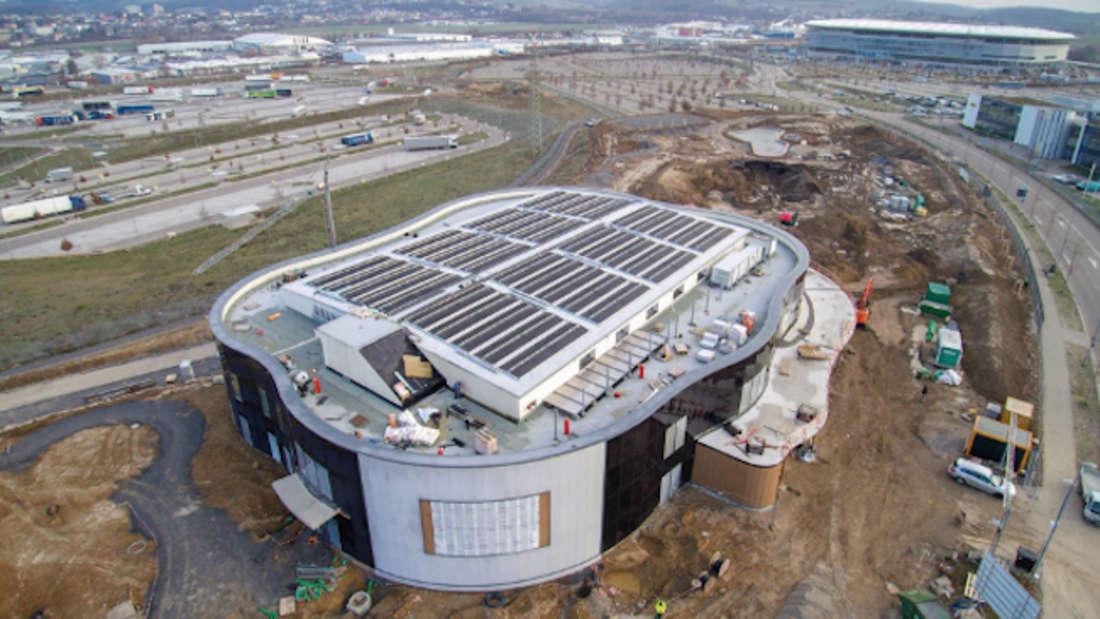 Im Oktober 2019 eröffnet die Klima Arena und macht die Klimakrise für Jung und Alt sichtbar.