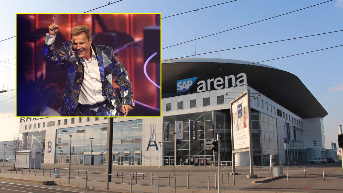 Dieter Bohlen SAP Arena Konzert 5. Oktober 2019