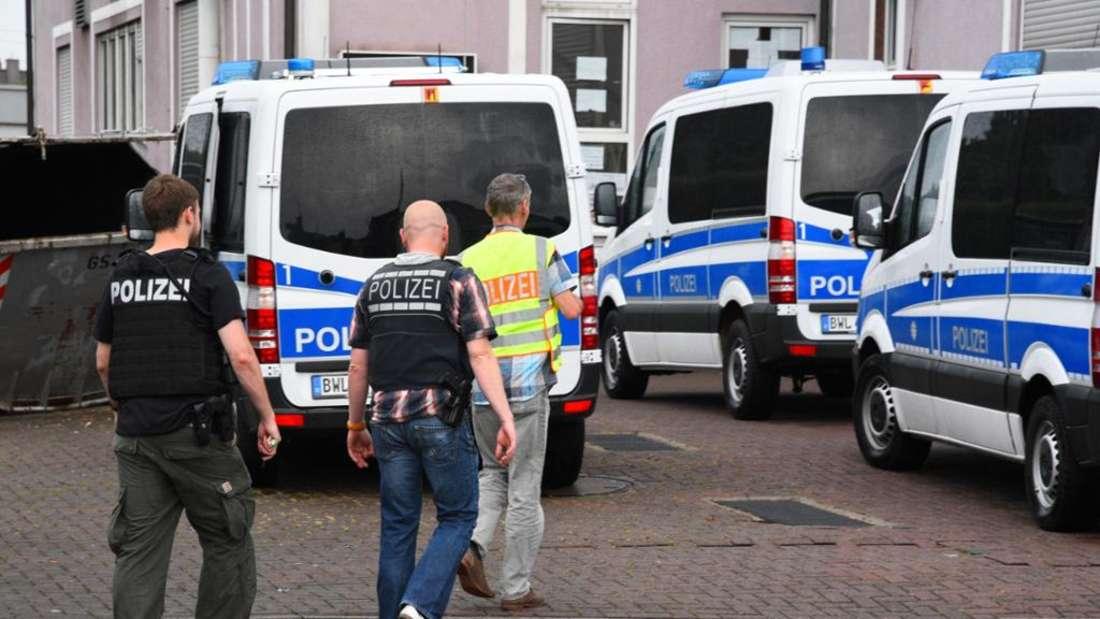 Kriminalstatistik Polizei Mannheim & Heidelberg 2018 (Archivbild)