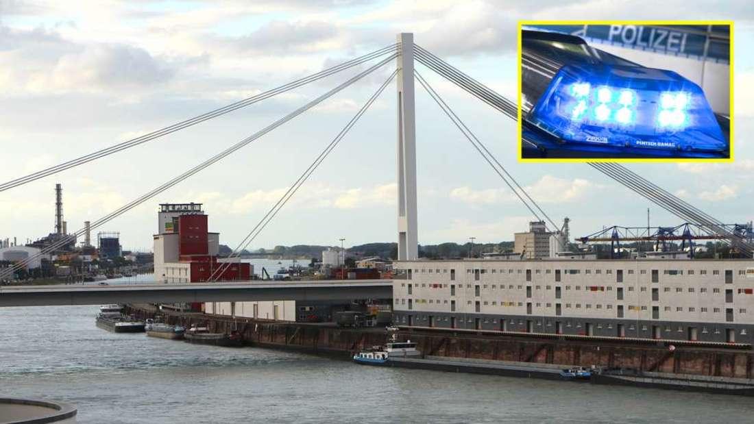 LKW begeht Unfallflucht an Kurt-Schumacher-Brücke