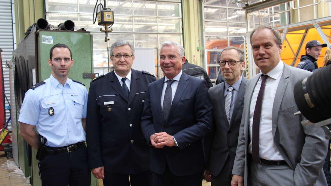 Erster Sicherheits-Aktionstag in Heidelberg