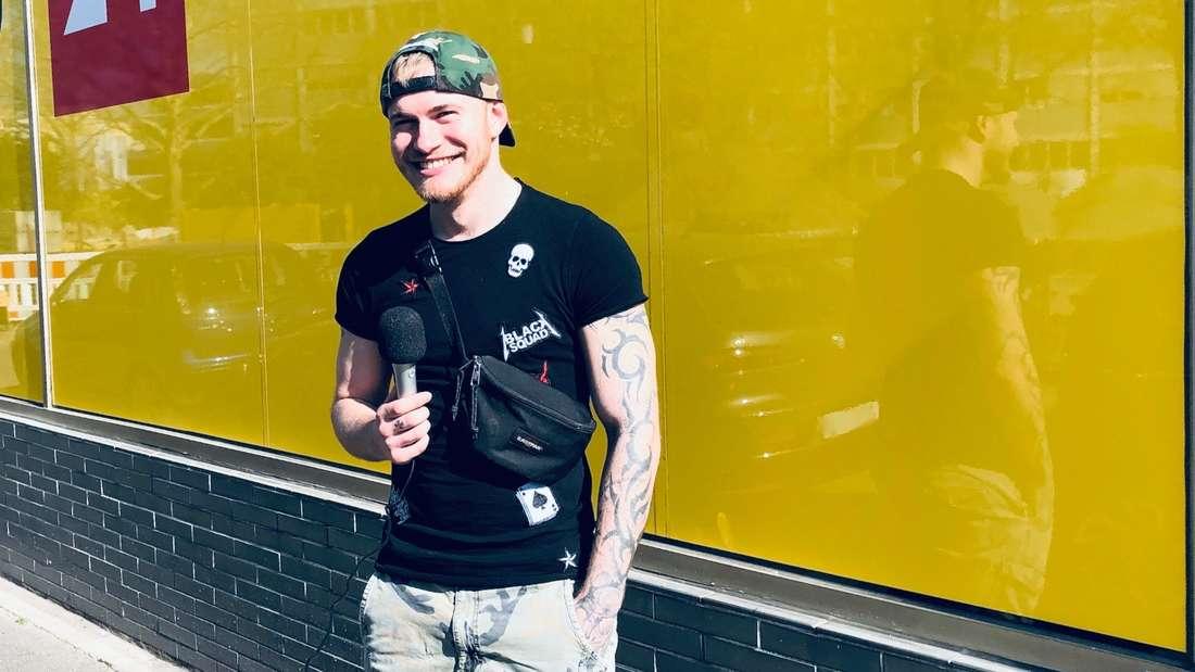 DSDS-Kandidat Sven Schlegler gibt LUDWIGSHAFEN24 ein Exklusiv-Interview