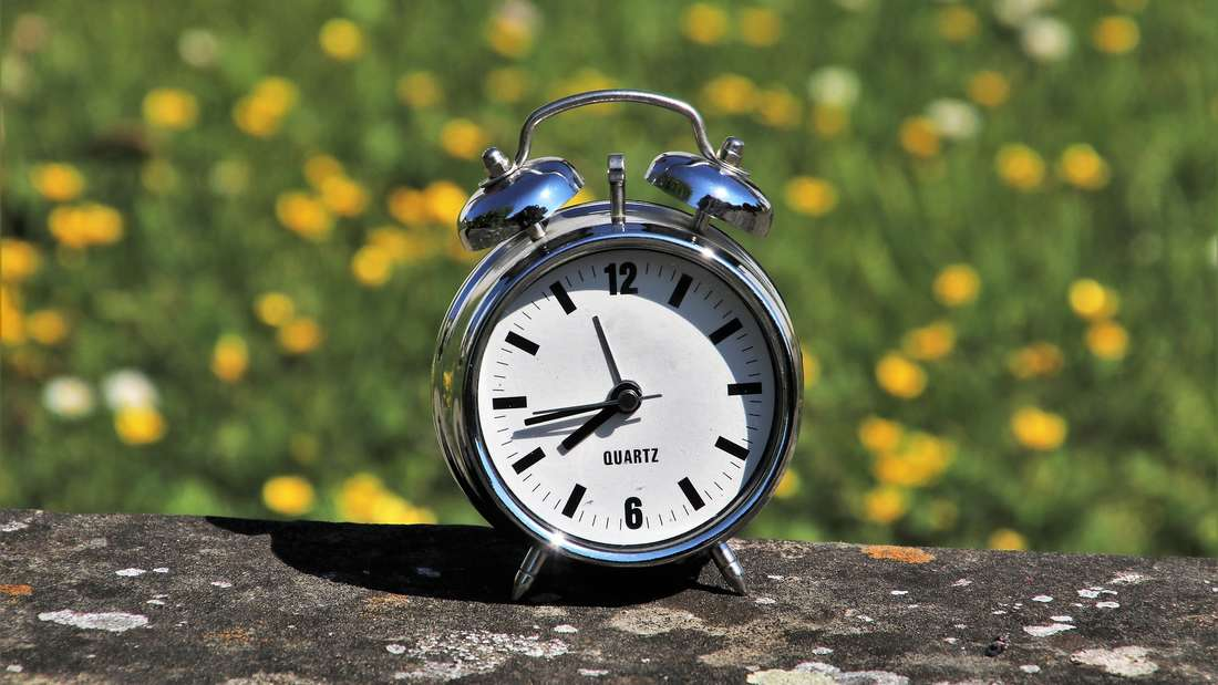 Uhren werden auf Sommerzeit umgestellt (Symbolfoto)