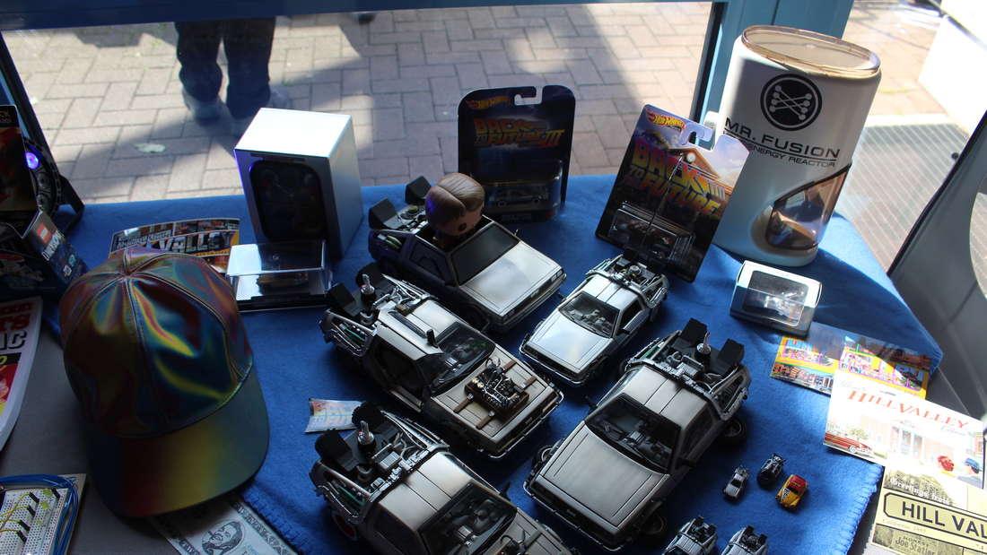 Bei der RetroGamesCon gibt es alles für Gamer und Sammler.