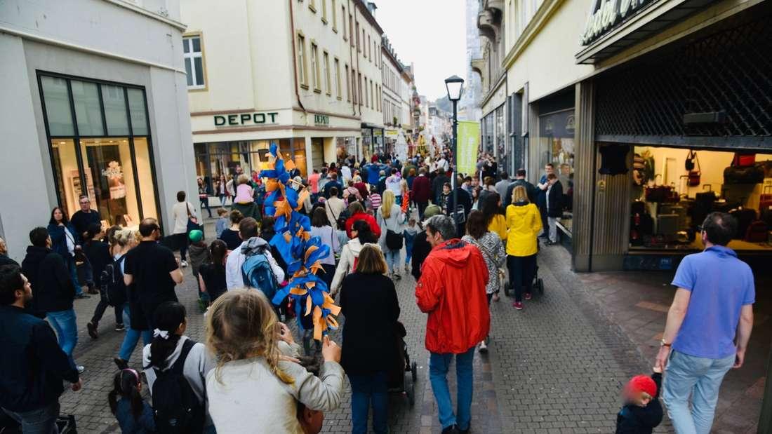 Heidelberger Sommertagsumzug 2019