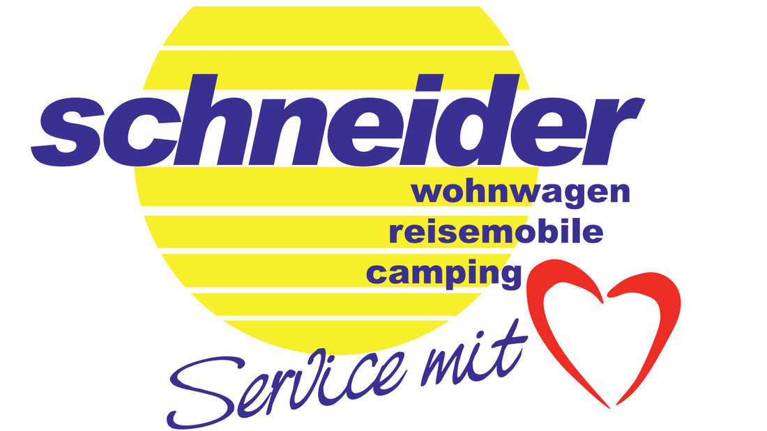 Seit 57 Jahren findest Du bei Schneider Caravaning Service mit Herz.