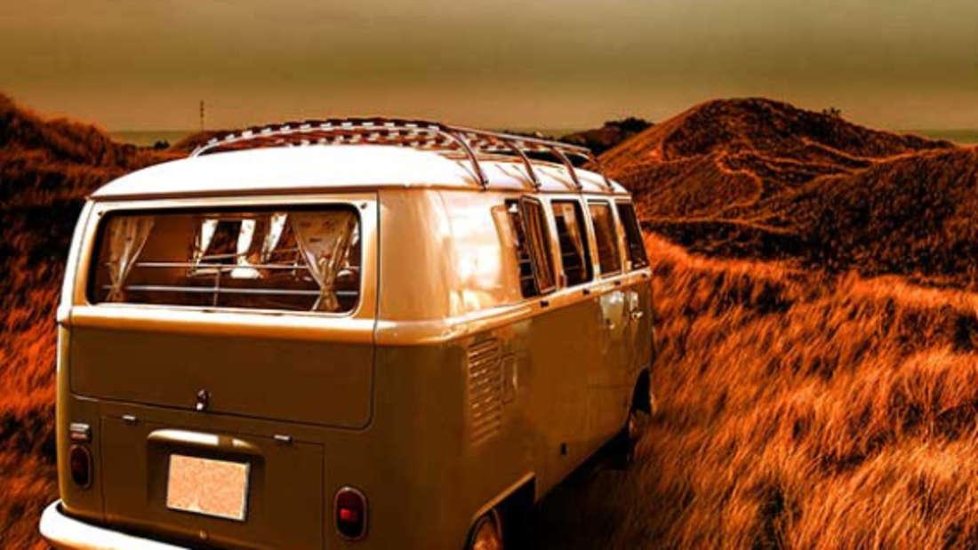 Altes neu entdecken: Mit dem VW California wird dein Road-Trip zu einem unvergesslichen Erlebnis.