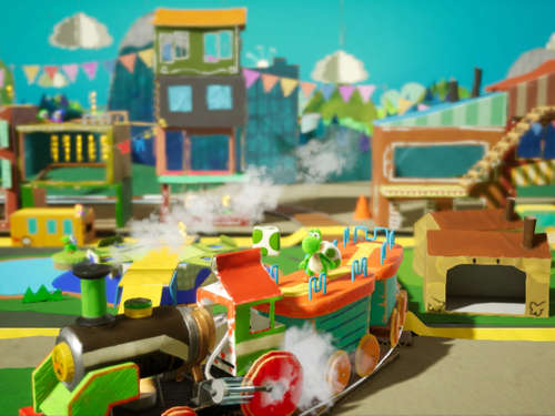 """Yoshi's crafted World"" für Nintendo Switch im Test"