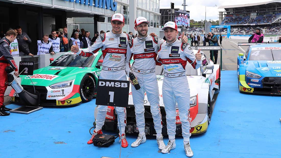 Am Wochenende startet die DTM am Hockenheimring in eine neue Saison.