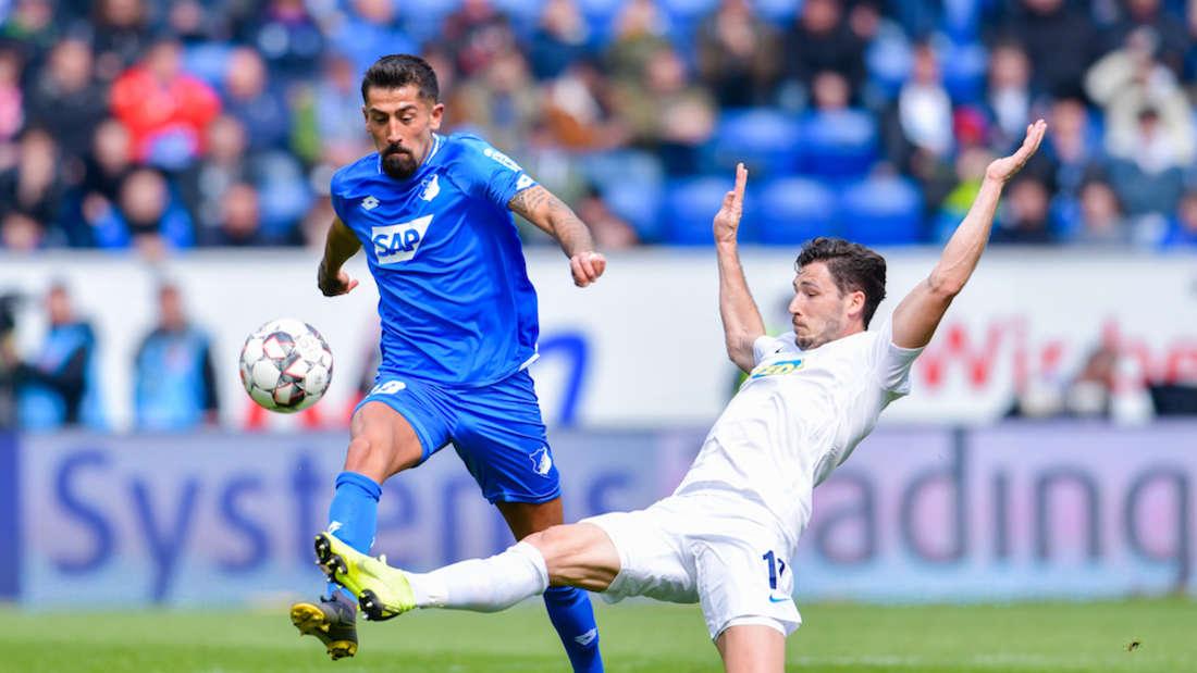Kerem Demirbay wird die TSG Hoffenheim verlassen.