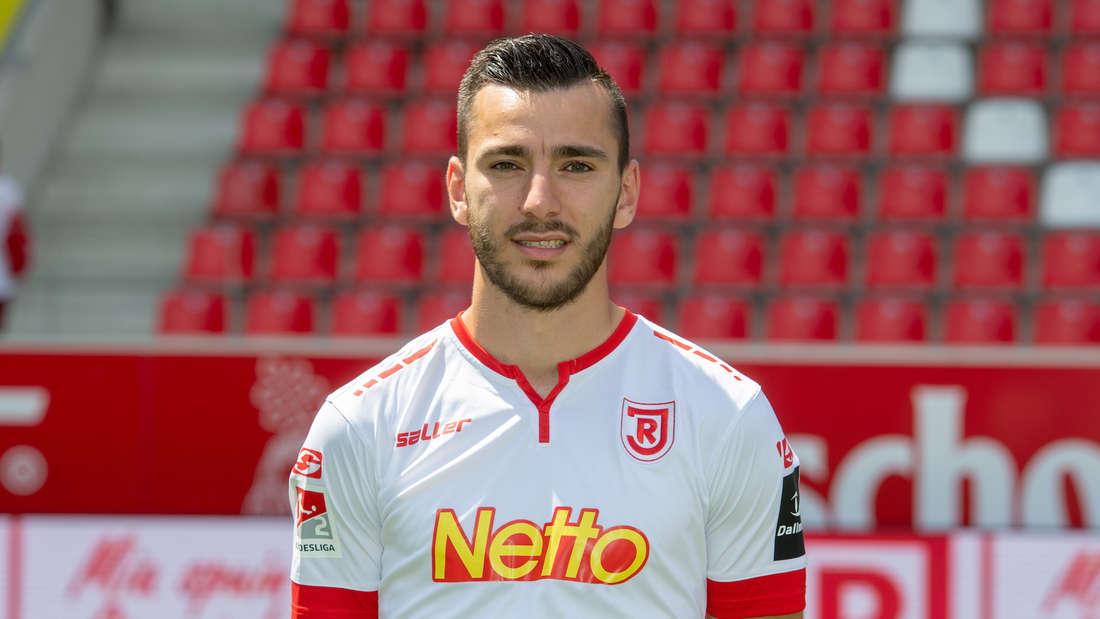 Sargis Adamyan vom SSV Jahn Regensburg wechselt zur Saison 2019/20 zur TSG 1899 Hoffenheim.