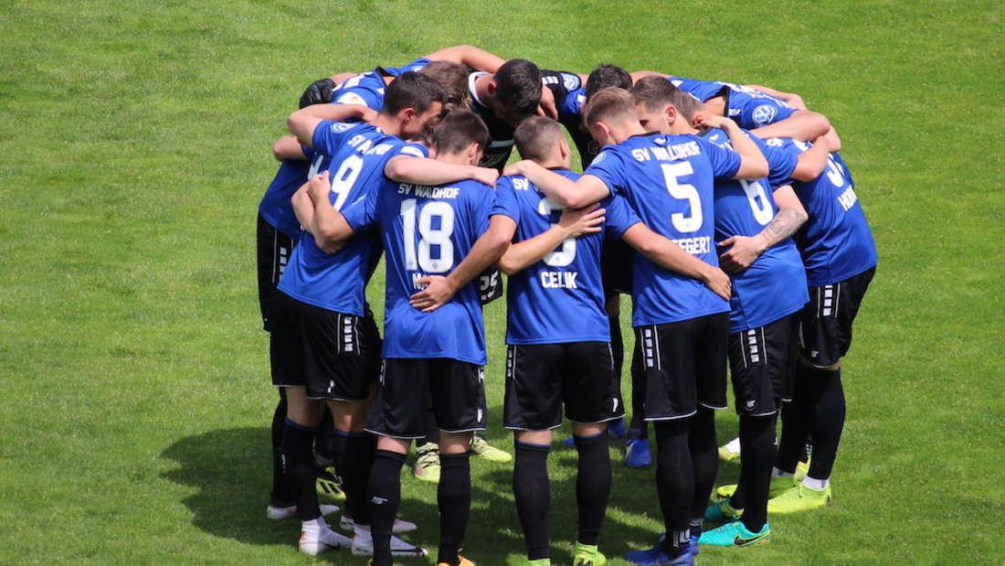 Der SV Waldhof Mannheim wird in der ersten Runde des DFB-Pokals ein Heimspiel haben.