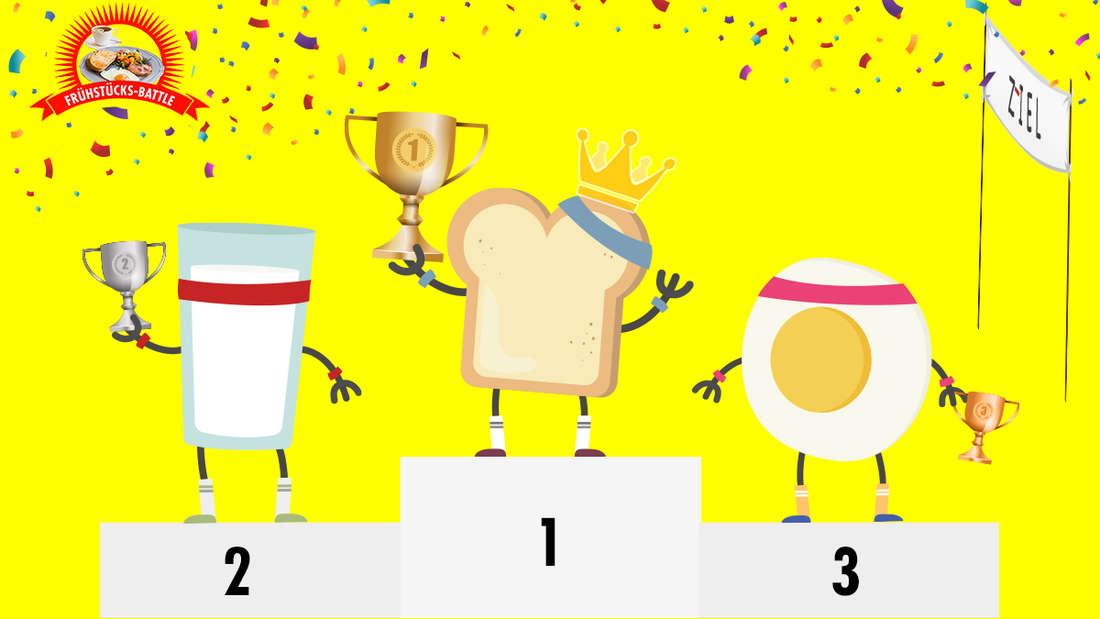 Der Gewinner des Frühstücks-Battles steht fest!