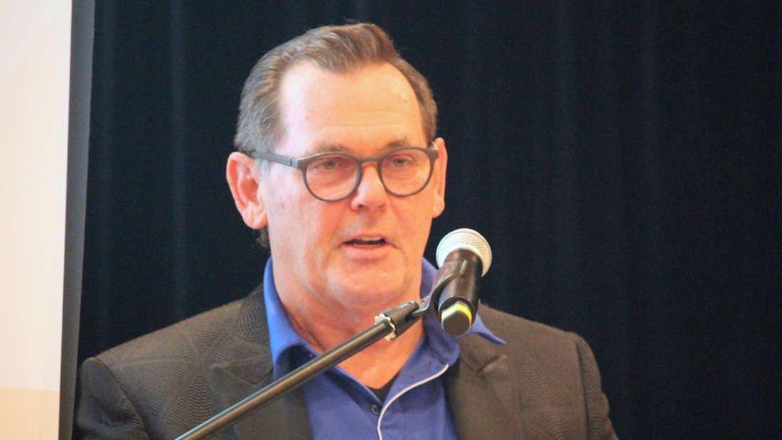 Waldhof-Präsident Bernd Beetz verfolgt mit dem SV Waldhof Mannheim ambitionierte Ziele.