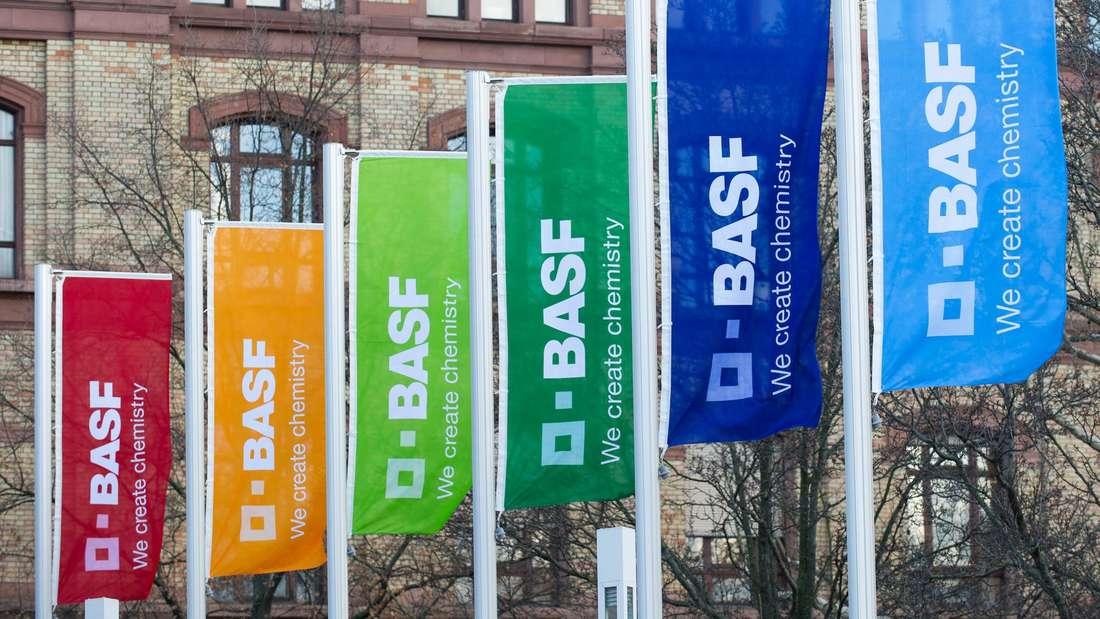 BASF verkauft die Bauchemie-Sparte an ein US-Unternehmen. (Symbolfoto)