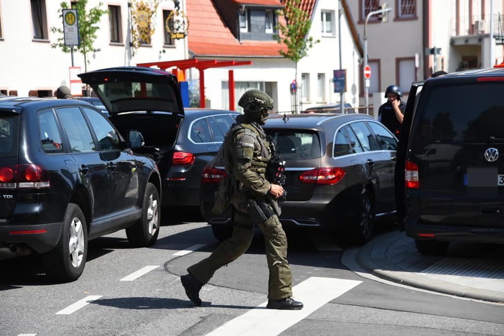 Ilvesheim Banküberfall