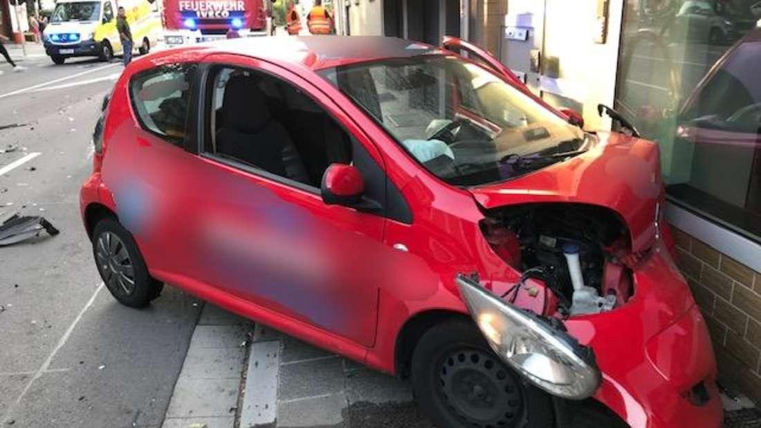 Was nach einem Verkehrsunfall in Kaiserslautern passiert macht einfach nur fassungslos!