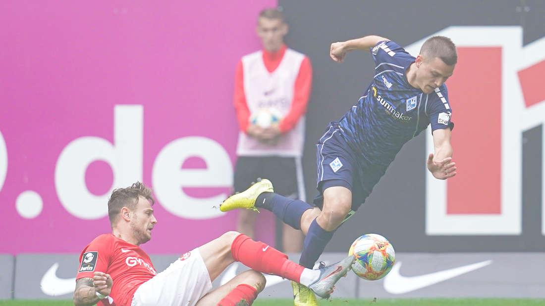 1. FC Kaiserslautern - SV Waldhof Mannheim