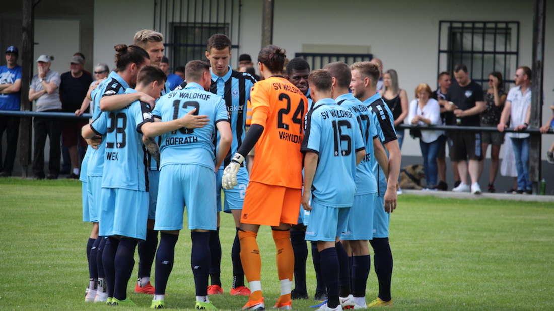 Der SV Waldhof gewinnt bei der SG Einhausen (Archivfoto).