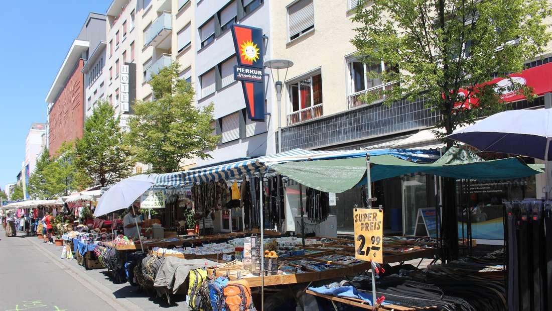 Impressionen vom Stadtfest Ludwigshafen.