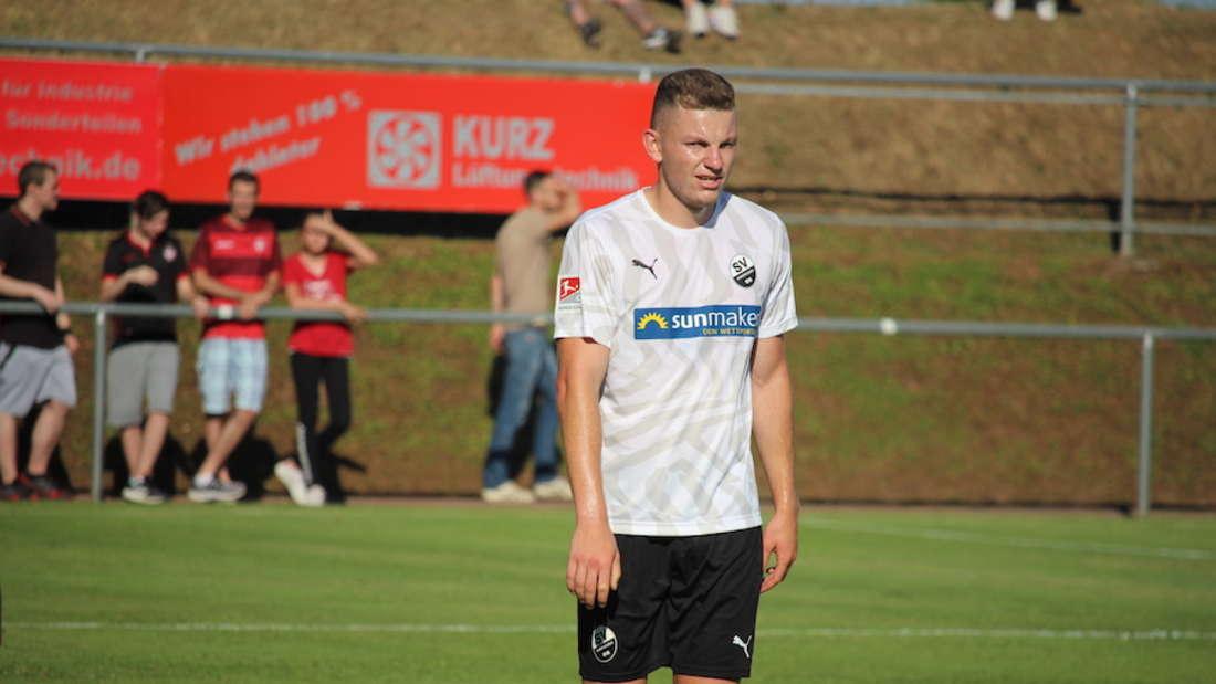 Der SV Sandhausen verliert das Testspiel gegen den 1. FC Kaiserslautern.