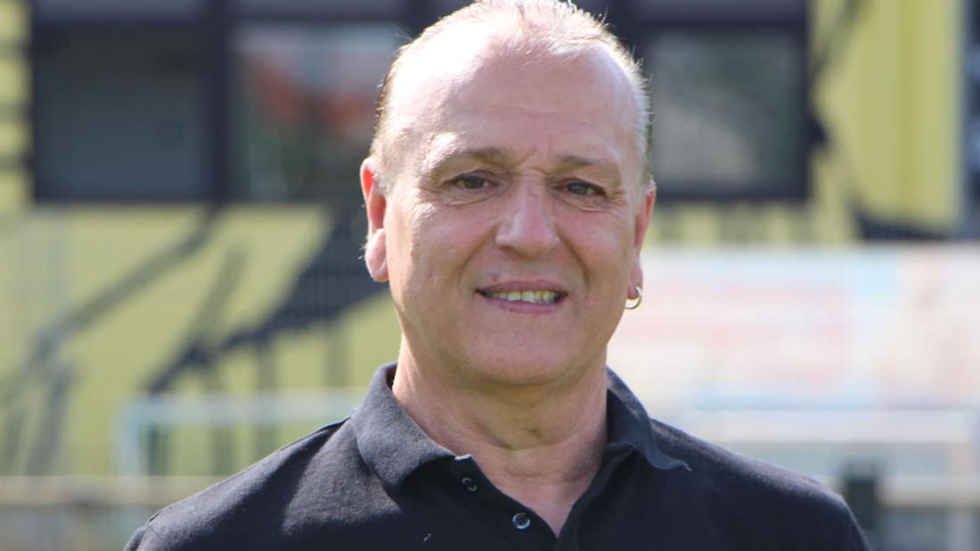 Betreuer Fred Haas