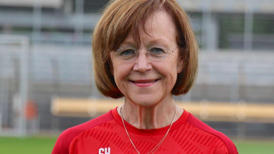 Teamärztin Dr. Brigitte Michelbach