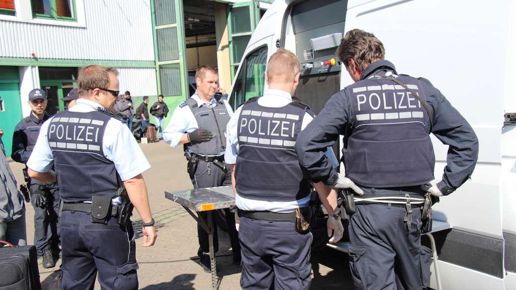 Polizei Heidelberg Presse