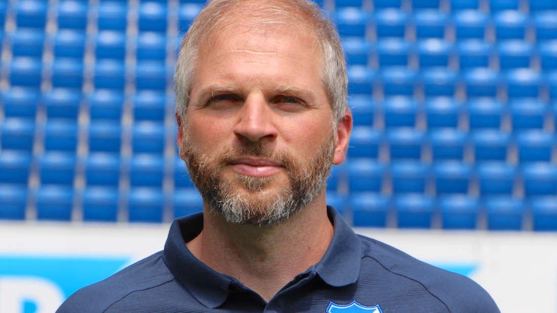 Athletik-Trainer Christian Weigl