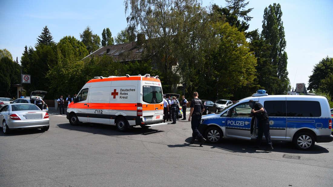 Verfolgungsjagd durch Heidelberg endet in Unfall