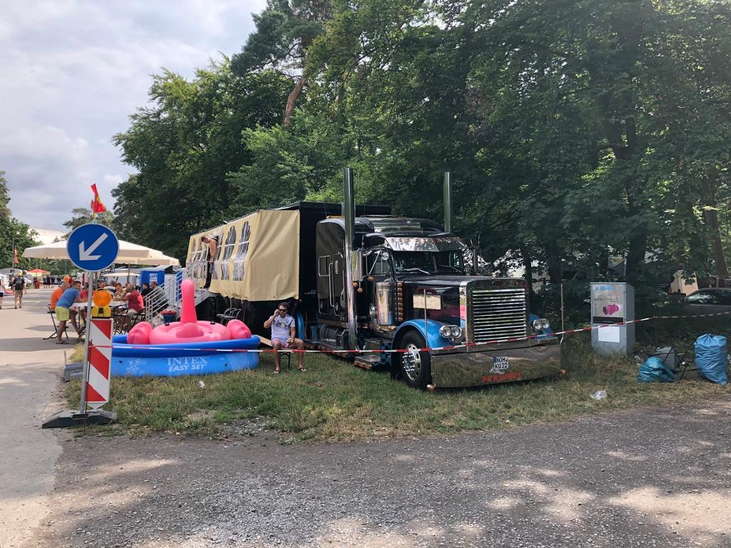 Hockenheimring Camping
