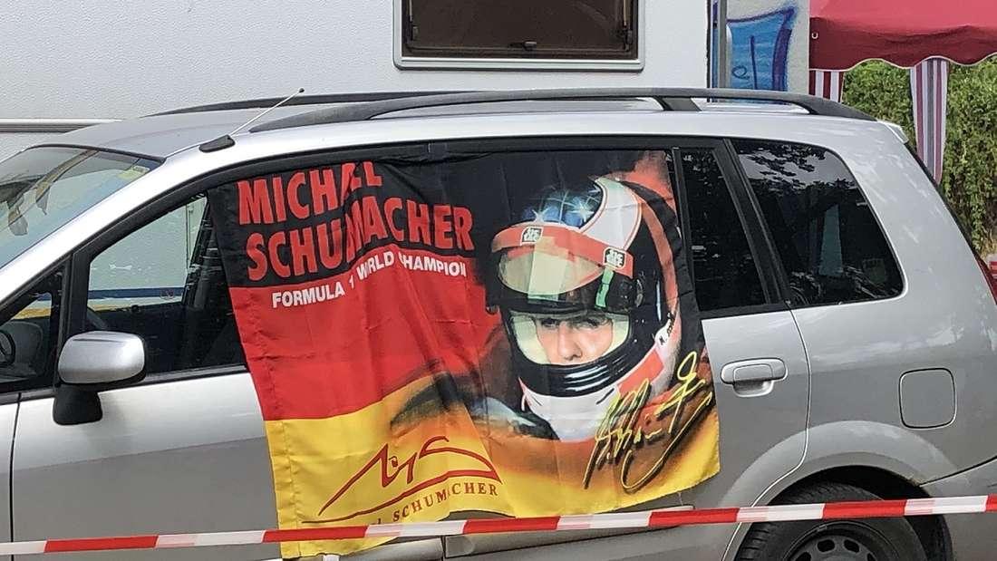 Formel-1-Camping auf dem Hockenheimring: Was auf C3 passiert, bleibt auf C3!