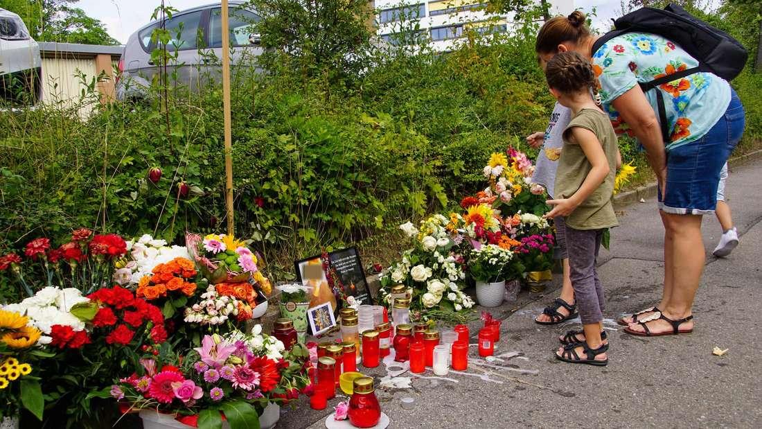 Stuttgart Fasanenhof: Auch knapp eine Woche nach der Tat herrschtBest¸rzung