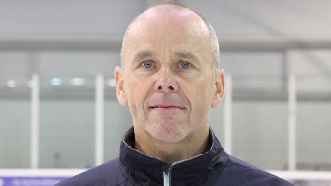Torwart-Trainer Rotislav Haas