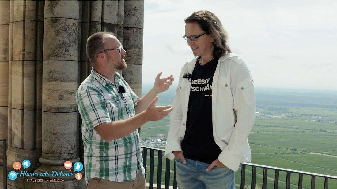 """Filmfestival Ludwigshafen zeigt """"Hiwwe wie Driwwe – Pfälzisch in Amerika"""""""