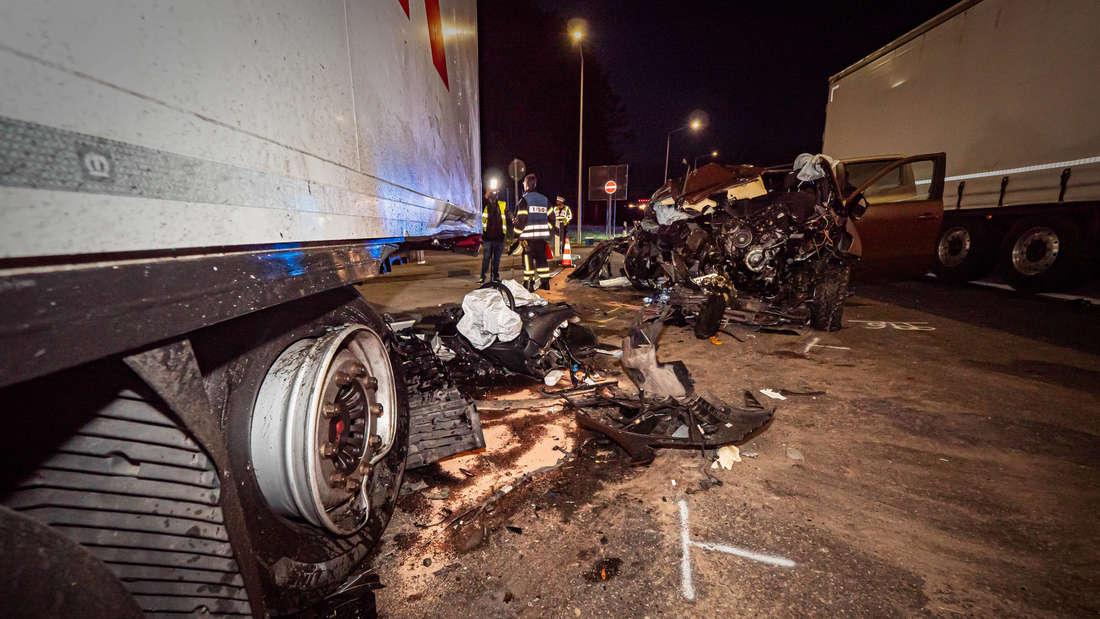 Tödlicher Unfall A8 Stuttgart Ingo Kantorek