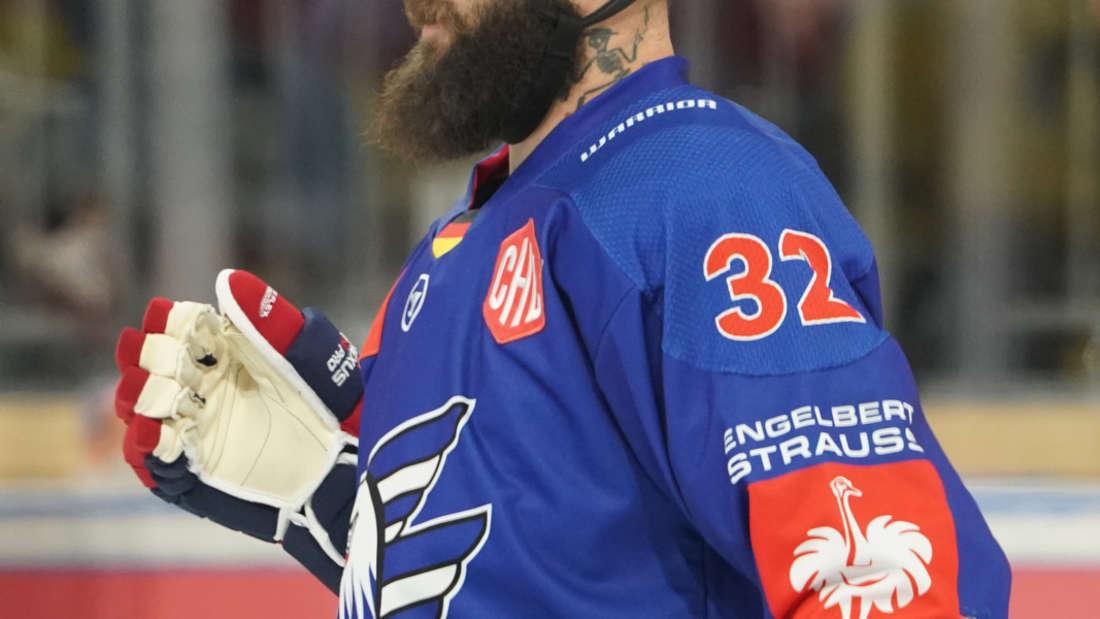 Adler Mannheim - Vienna Capitals in der SAP Arena