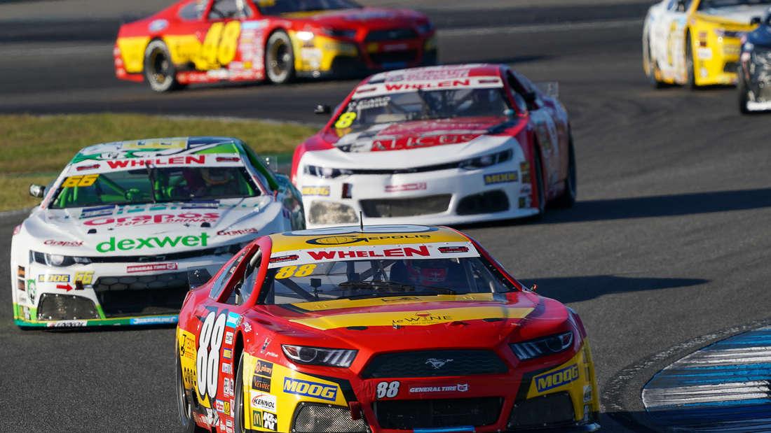 """""""American Fan Fest"""" und der NASCAR WES 2019 auf dem Hockenheimring."""